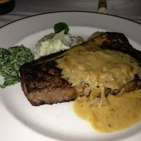 Photo taken at The Capital Grille by Danny H. on 1/26/2013