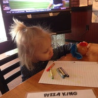 Photo taken at Pizza King by Danny H. on 3/27/2014