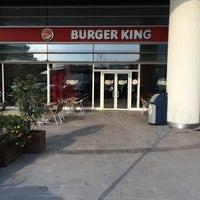 Photo taken at Burger King by Mustafa H. on 1/22/2016