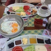 Photo taken at Sakız Ağacı Pastane & Cafe by Add on 5/31/2013