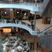 Photo taken at Balkansky Mall by Y N. on 9/21/2013