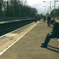 Photo taken at Hither Green Railway Station (HGR) by Julia J. on 4/20/2013