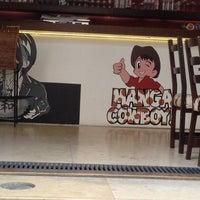 Photo taken at Manga Cowboy! by Nikolai R. on 5/8/2013