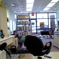Photo taken at Supercuts by Natalie L. on 8/27/2013