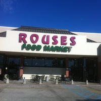 Photo taken at Rouses Market by Phillip L. on 1/17/2013