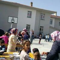 Photo taken at Şehit Erol Olçok İlkokulu by $ABRi¥€ K. on 5/12/2016