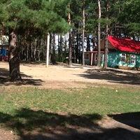 "Photo taken at Лагерь ""Белогорка"" by Дарья Р. on 7/21/2013"