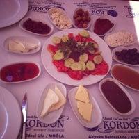 7/14/2013 tarihinde Siném S.ziyaretçi tarafından Kordon Restaurant'de çekilen fotoğraf