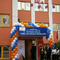 Photo taken at Marmara Temiz Hava Merkezi Müdürlüğü by ZeYneP ^. on 1/29/2014
