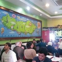 Photo taken at Restaurante Típico Ilha da Madeira by Edwin W. on 11/24/2013