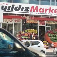 Photo taken at yildiz market by Saime C. on 6/3/2013
