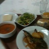 Photo taken at Latife Restaurant by Mesut Y. on 3/14/2014