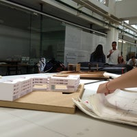 Photo taken at Faculdade de Arquitectura da Universidade de Lisboa by George O. on 7/11/2013