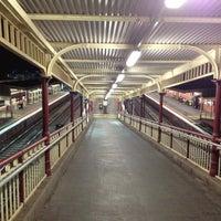Photo taken at South Yarra Station by Sina M. on 4/15/2013