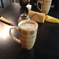 Снимок сделан в Coffeebook пользователем Mashasha E. 9/16/2013