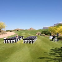 Photo taken at Gold Canyon Golf Resort And Spa by Gina L. on 4/28/2013