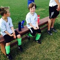 Photo taken at O'Fallon Sports Park by Melissa K. on 9/28/2013