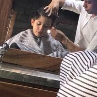 Foto tomada en The Barber's Spa México (Satélite) por Mike M. el 6/16/2017