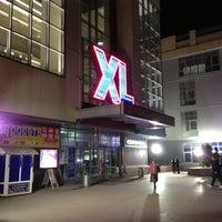 Снимок сделан в ТЦ «XL» пользователем Aleksandr T. 4/14/2013