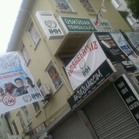 Photo taken at İnsani Yardım Vakfı (İHH) by Feyza Nur B. on 11/23/2014