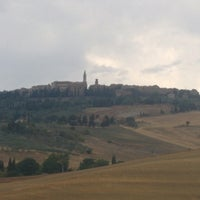 Photo taken at Pienza by Nino I. on 7/25/2017