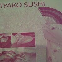 Photo taken at Miyako sushi by M D. on 5/31/2013
