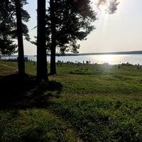 Photo taken at Причал «Конаково» by Евгений Л. on 8/20/2017