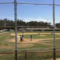 Photo taken at SLO Blues Baseball by Jennifer Z. on 7/5/2013