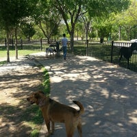 Photo taken at Wagging Tail Dog Park by Holly on 4/12/2013
