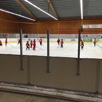 Photo taken at Klimatteknikhallen by Natalja N. on 11/29/2014