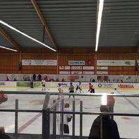 Photo taken at Klimatteknikhallen by Natalja N. on 11/7/2014