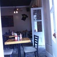 Photo taken at Somethin' Else Café by David G. on 5/26/2013