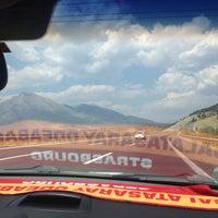 Photo taken at Mersin-Konya yolu by SLH S. on 8/13/2016