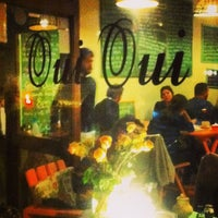 Photo taken at Oui Oui by Marcelo Q. on 7/27/2013