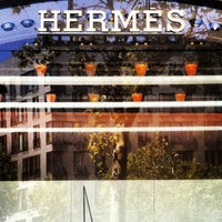 Photo taken at Hermès by Marcelo Q. on 8/21/2013
