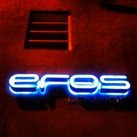Photo taken at Eros Lounge by Marcelo Q. on 11/17/2012