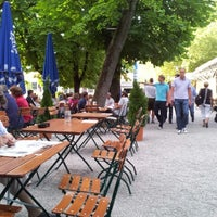 Das Foto wurde bei Wirtshaus am Bavariapark von Hörby am 7/20/2013 aufgenommen