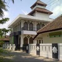 Photo taken at Masjid Prawirosetiko by KHYS™ on 10/14/2012