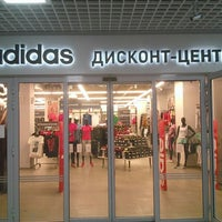 Photo taken at Adidas дисконт by Andrey V. on 6/28/2013