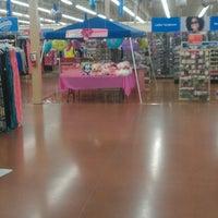 Photo taken at Walmart Supercenter by Chris C. on 5/3/2013