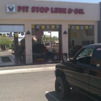 Photo taken at Pit Stop Lube & Oil by Randall P. on 4/23/2013