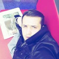 Photo taken at Bilal Erkek Kuaförü by Eren C. on 10/17/2014