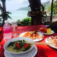 Photo taken at Phi Phi Natural Resort by Vahid N. on 5/2/2017