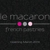 Photo taken at Le Macaron French Pastries by Angel S. on 2/12/2014