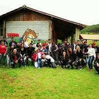 Photo taken at Salesópolis by Patty F. on 10/26/2015