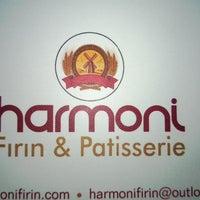 Photo taken at Harmoni Cafe&Pastane by Kaan Ç. on 8/28/2013