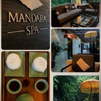 Photo taken at Mandara Spa @ Sunway Resort Hotel by Connie on 6/7/2017