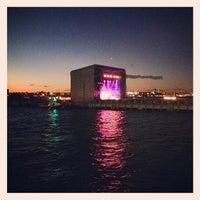 Photo taken at Pier 25 - Hudson River Park by Alex B. on 9/6/2013