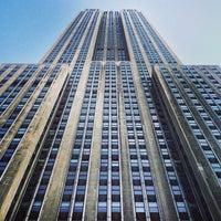 Foto tomada en Edificio Empire State por Alex B. el 5/30/2013