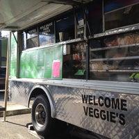 Photo taken at La Merced Taco Truck by René I. on 5/7/2014